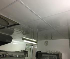 Placi antibacteriene pentru amenajare restaurant LA DUREE, PARIS