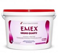 Grund silicatic de amorsare cu cuart pentru tencuieli Emex