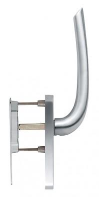 Manere pentru usa glisanta cu ridicare din alama Monte Carlo HS-M550