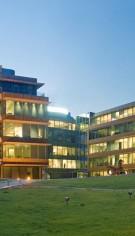Prelucrare sticla complex de birouri Bucharest Business Park A, B & C