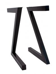 Set doua picioare metalice pentru masa - HORECA Z