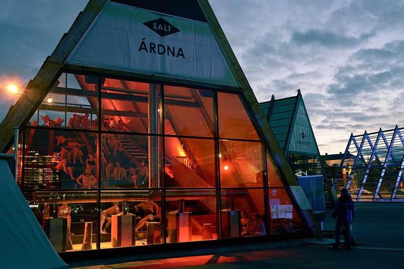 <b>Cea mai mare sauna publica din lume</b>