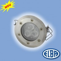UFO 02 - MINIPROIECTOR LED - 230V/50Hz / 12-24V IP 67