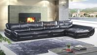 Coltar din piele pentru sufragerie - MOLINA