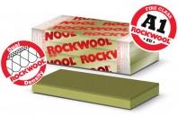 Placi rigide de vata bazaltica - ROCKWOOL Hardrock Energy
