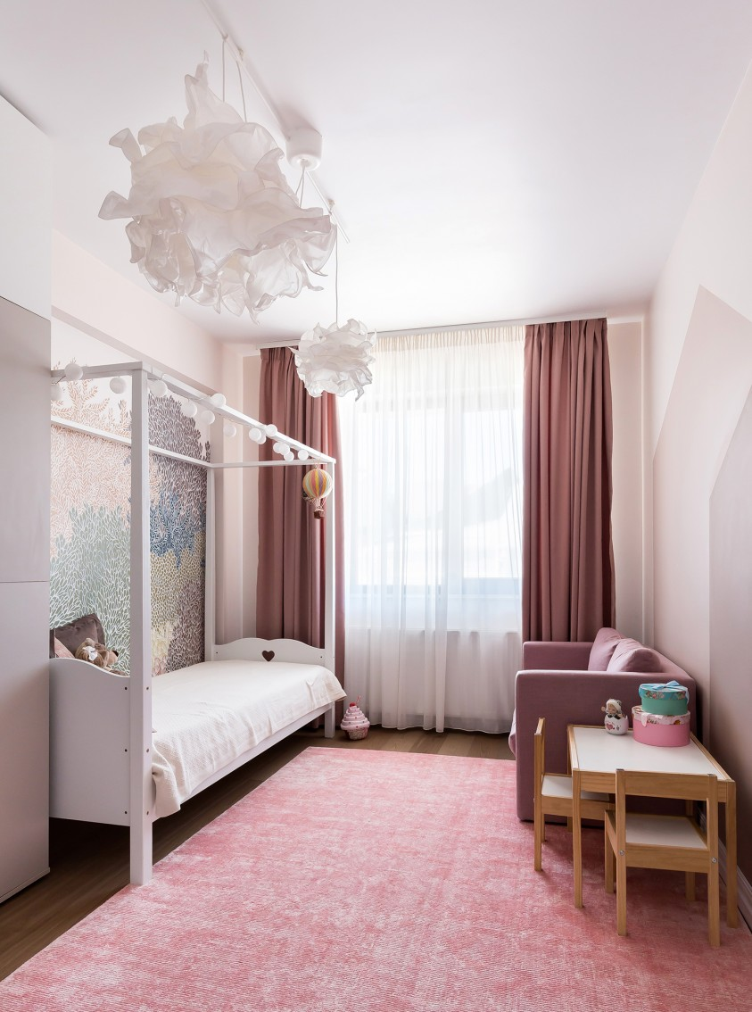 Proiect #MyFamousHome - Dormitor copil  Bucuresti Creativ Interior
