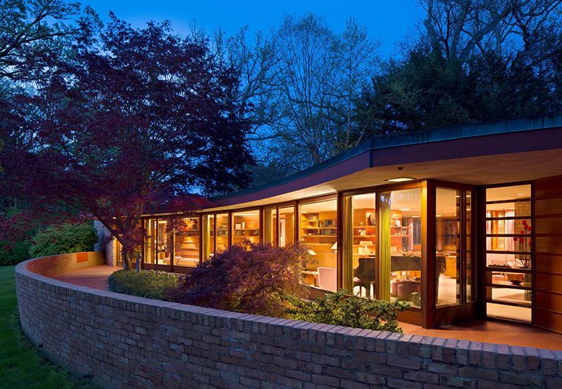 """Designul pentru toți """"Mica bijuterie"""" a lui Frank Lloyd Wright ne arată cea mai frumoasă față"""