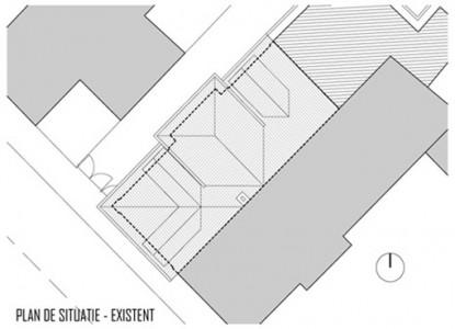 Remodelare mansarda locuinta existenta - str Ioan Bianu 10.1  Bucuresti AsiCarhitectura