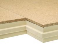 Termoizolatie pentru acoperisuri metalice - Bauder PIR MDE
