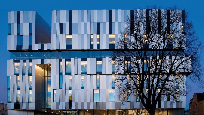 Sala de conferinte si concerte Uppsala, Suedia