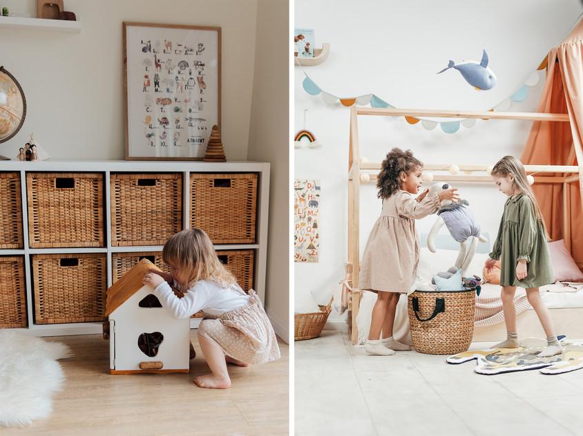 O provocare pentru 1 Iunie: camera copiilor