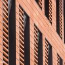 Profile ceramice tip teracota pentru fațada primului proiect BREEAM Outstanding din România
