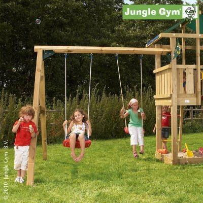 Modul pentru locuri de joaca - JUNGLE GYM SWING EXTRA 2