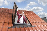 Ferestre de mansarda pentru acces pe acoperis FWL