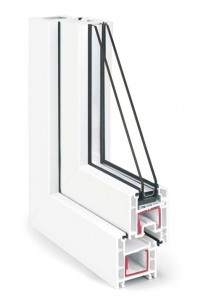 Profil Rehau Euro Design 60 pentru ferestre