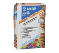 Tencuiala macroporoasa pentru restaurarea zidariilor umede din piatra, caramida si tuf - MAPE-ANTIQUE CC