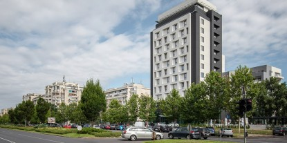 Union Plaza Hotel& Residence  Bucuresti EQUITONE