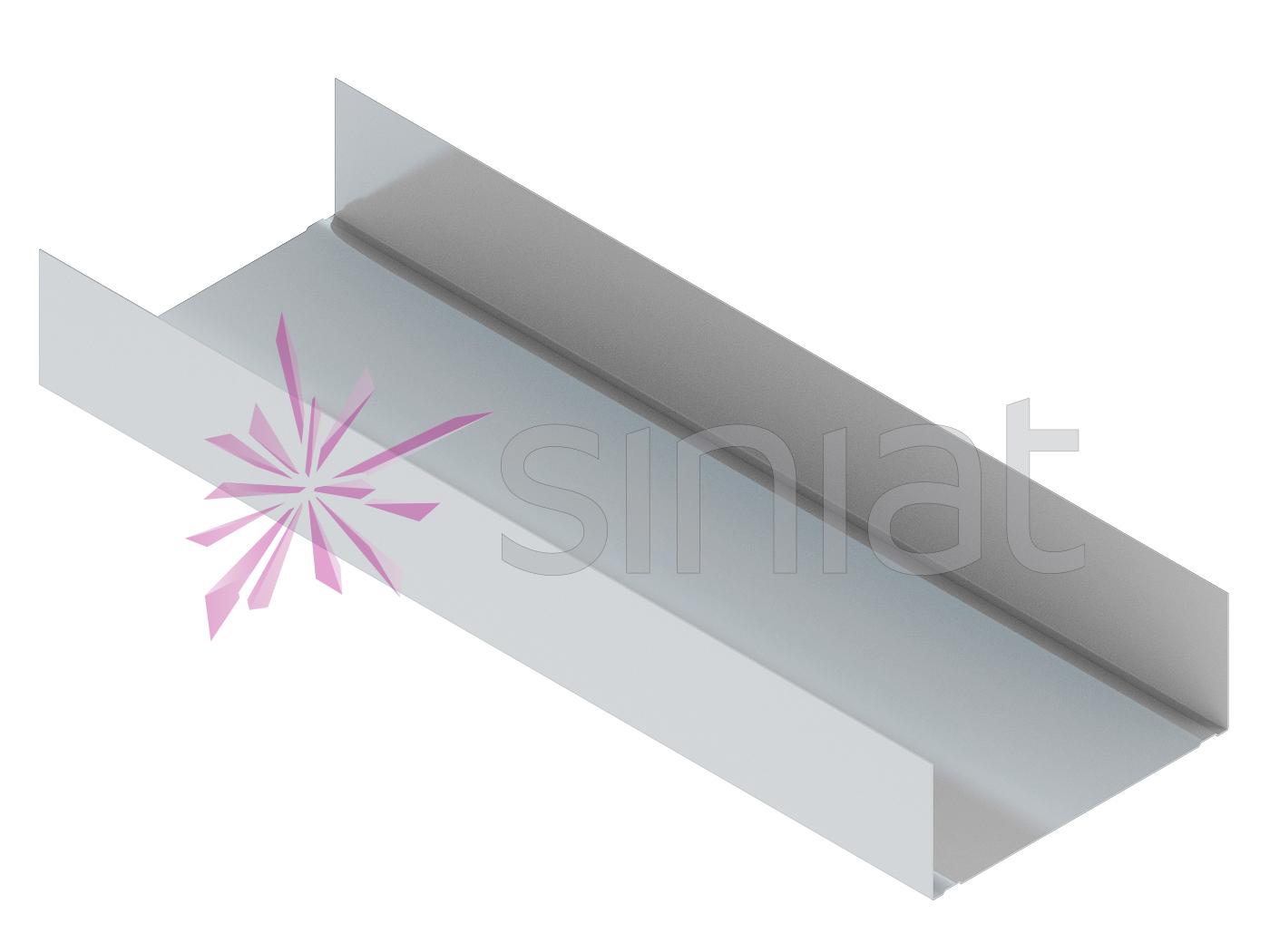 Profil NIDA Metal UW100