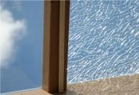 Opalfilm Silver safe 115μ sr interior - Folie de securitate si protectie solara aplicare la interior