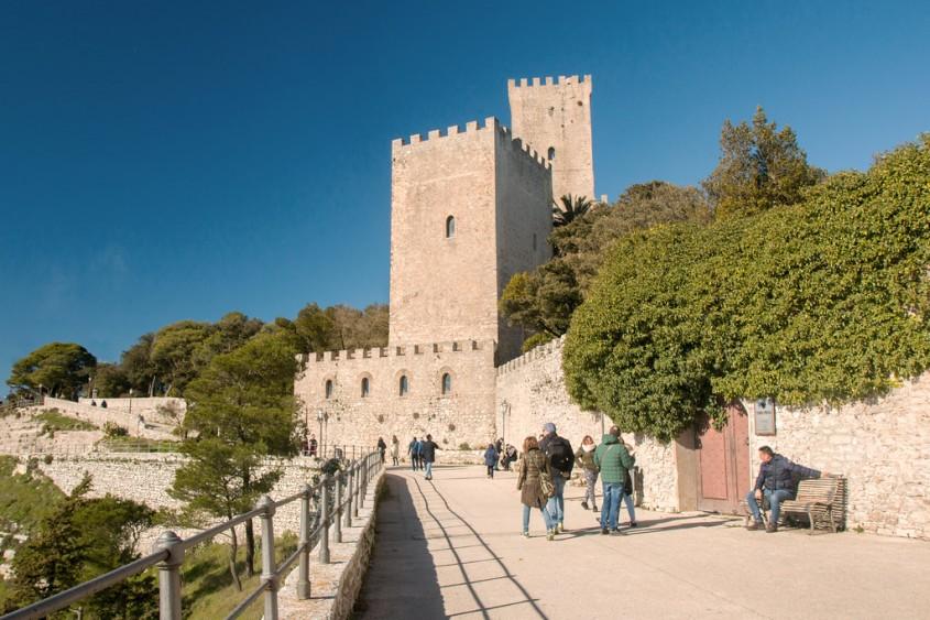 Erice, Italia