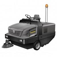 Masina de maturat-aspirat cu post de conducere KM 150 / 500 R D 4W