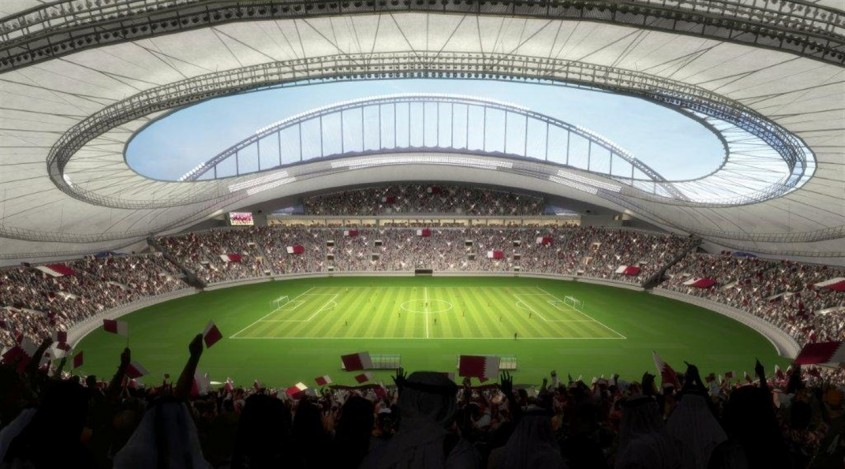 <b>Stadionul Khalifa International</b>