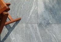 Piatra naturala pentru placari - Granit fiamat Santiago
