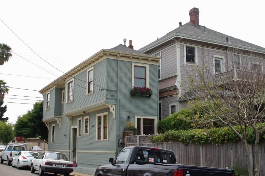 Casa din Alameda (California, SUA)