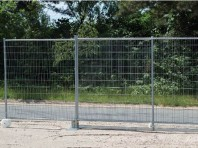 Poarta Sliding Gate Construction