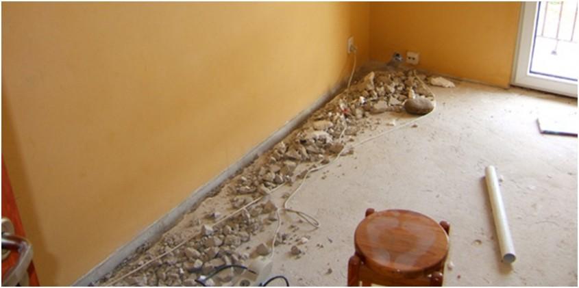 Instalarea aspiratoarelor centrale în locuințele de la bloc