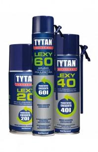Spuma poliuretanica O2 Lexy: 60/40/20