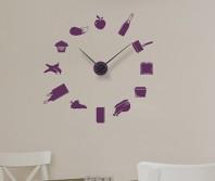 """Sticker tip ceas de perete """"Pentru Bucatarie"""""""