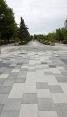 Amenajarea Parcului Unirii din Alba Iulia cu pavele Elis Pavaje