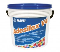 Adeziv acrilic universal in dispersie apoasa pentru pardoseli elastice - Adesilex V4