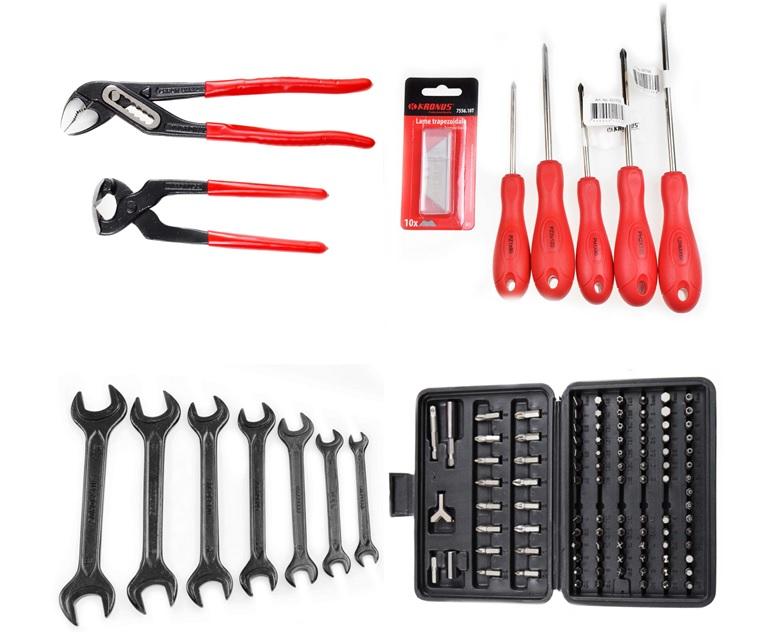 Kronus Tools – Scule pentru bricoleri, dar și pentru profesioniști