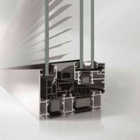 Sistem de ferestre din aluminiu - Schüco AWS 120 CC.SI