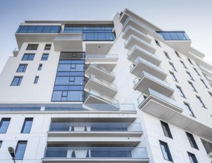 Amenajarea spatiilor interioare si exterioare ale Herastrau One Residence  Bucuresti MARMODAV SELECT
