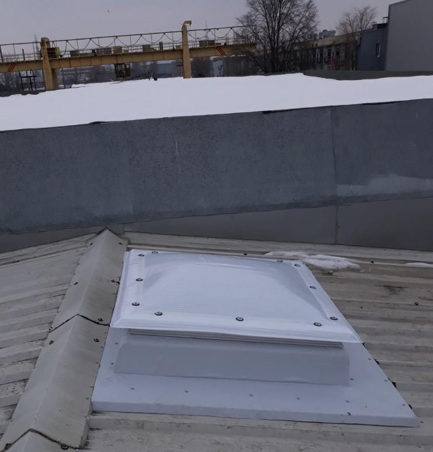 Cum se aleg trapele de desfumare pentru o fabrică de lactate de 200 m2