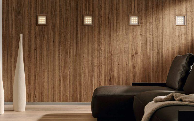 Cum poate fi folosit tapetul cu imitație de lemn?
