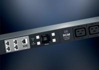Unitati de distributie inteligenta a energiei cu soft de monitorizare BlueNet PDU RCM