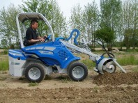Vehicul multifunctional MultiOne S520D