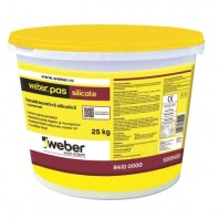 Tencuiala decorativa silicatica Weber.Pas Silicate Grupa 1 Weber Saint Gobain Romania  APN-2902