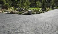 Pavaj din beton - Arte Arc de cerc