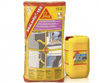 Sikalastic®-152 - Mortar de impermeabilizare bicomponent elastic, aplicabil cu bidineaua sau gletiera