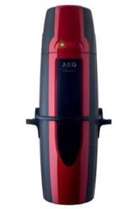 Aspiratorul central de praf AEG OXYGEN - 630 LED ZCV 860