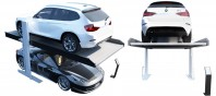 MODULO POLO - Sistem de parcare dependent, drept, fara fundatura