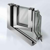 Sistem glisant-pliant din aluminiu - Schüco ASS 80 FD.HI