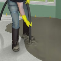 Sikafloor®-81 EpoCem® - Mortar epoxidic cimentos, tricomponent, pentru sape autonivelante de 1.5 - 3mm