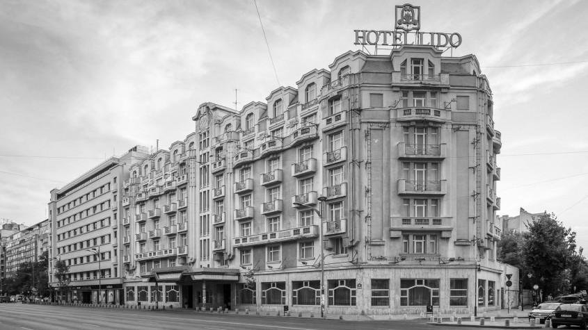 Mândrie a Bucureștiului interbelic, hotelul celebru pentru piscina sa cu valuri artificiale s-a redeschis