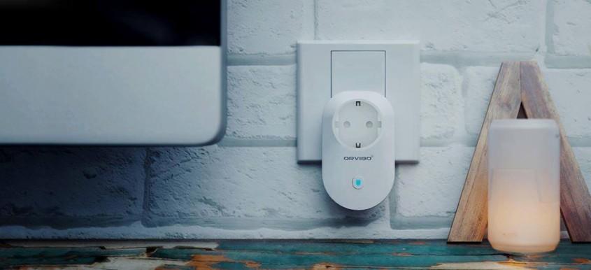 4. Prizele inteligente Orvibo Wi-fi B25EU